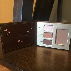 Too Faced Bite Sized Chocolate Bar Palette